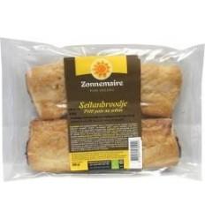Zonnemaire Seitanbroodje 4 stuks | Superfoodstore.nl