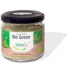 Stevija Gemalen steviablad (fijn) 100 gram | € 8.26 | Superfoodstore.nl
