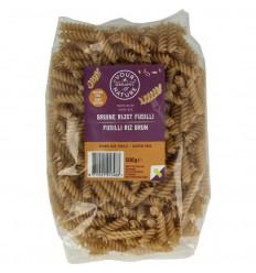 Your Organic Nature Bruine rijst pasta glutenvrij 500 gram | € 3.14 | Superfoodstore.nl