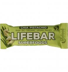 Lifefood Lifebar plus chia young barley bio 47 gram |