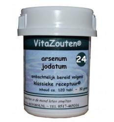 Celzouten Vitazouten Arsenum jodatum VitaZout Nr. 24 120