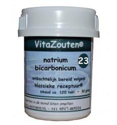 Celzouten Vitazouten Natrium bicarbonicum VitaZout Nr. 23 120