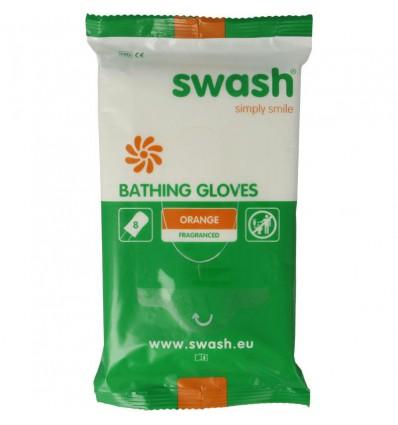 Borstels en Sponzen Smove Swash washandje gold vochtig 8 stuks kopen