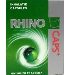 Rhino Inhalatiecapsules 16 capsules | Superfoodstore.nl