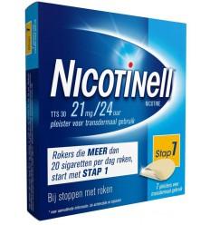 Nicotinell TTS30 21 mg 7 stuks | € 21.25 | Superfoodstore.nl