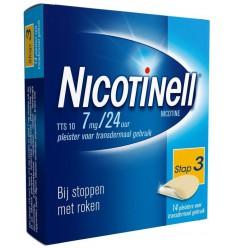 Stoppen met roken Nicotinell TTS10 7 mg 14 stuks kopen