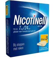 Stoppen met roken Nicotinell TTS10 7 mg 7 stuks kopen