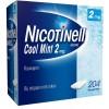 Nicotinell Kauwgom cool mint 2 mg 204 stuks kopen