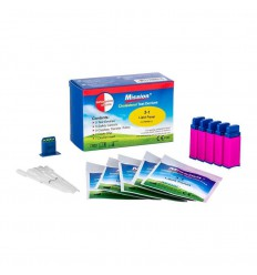 Swisspoint Care Cholesterolmeter 3-in-1 5 x strip capillair