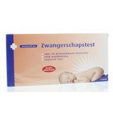 Testjezelf.nu Zwangerschapstest casette 6 stuks | € 14.40 | Superfoodstore.nl