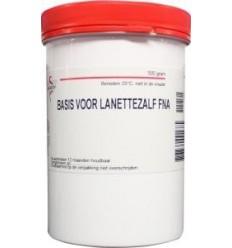 Fagron Lanette basis zalf 500 gram | Superfoodstore.nl