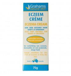 Grahams Eczeemcreme 75 gram | Superfoodstore.nl