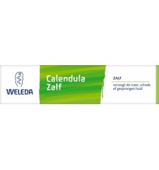 Weleda Calendula zalf 25 gram | € 6.95 | Superfoodstore.nl