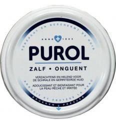 Purol Gele zalf blikje 50 ml | € 3.35 | Superfoodstore.nl