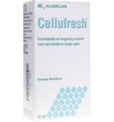 Allergan Cellufresh oogdruppels 12 ml   Superfoodstore.nl