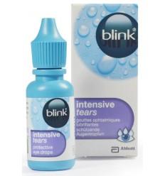 Blink Intensive tears plus oogdruppels 10 ml   Superfoodstore.nl