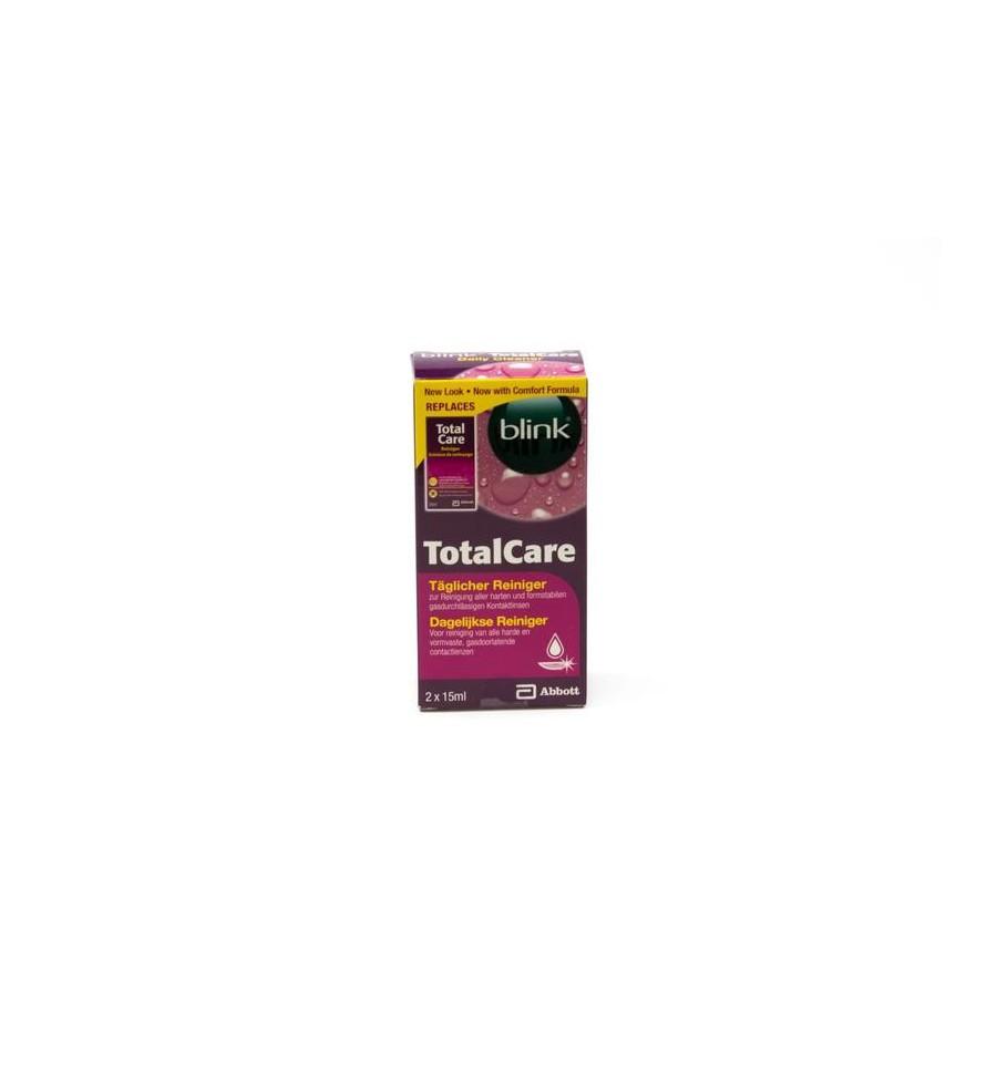 Blink Totalcare cleaner lenzenvloeistof 30 ml