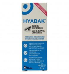 Hyabak Oogdruppels N F 10 ml   Superfoodstore.nl