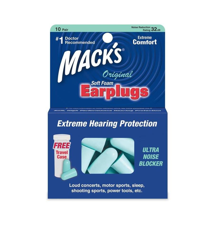 Macks Safesound original 10 paar