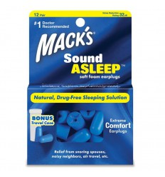 Macks Soundasleep 12 paar | € 7.02 | Superfoodstore.nl