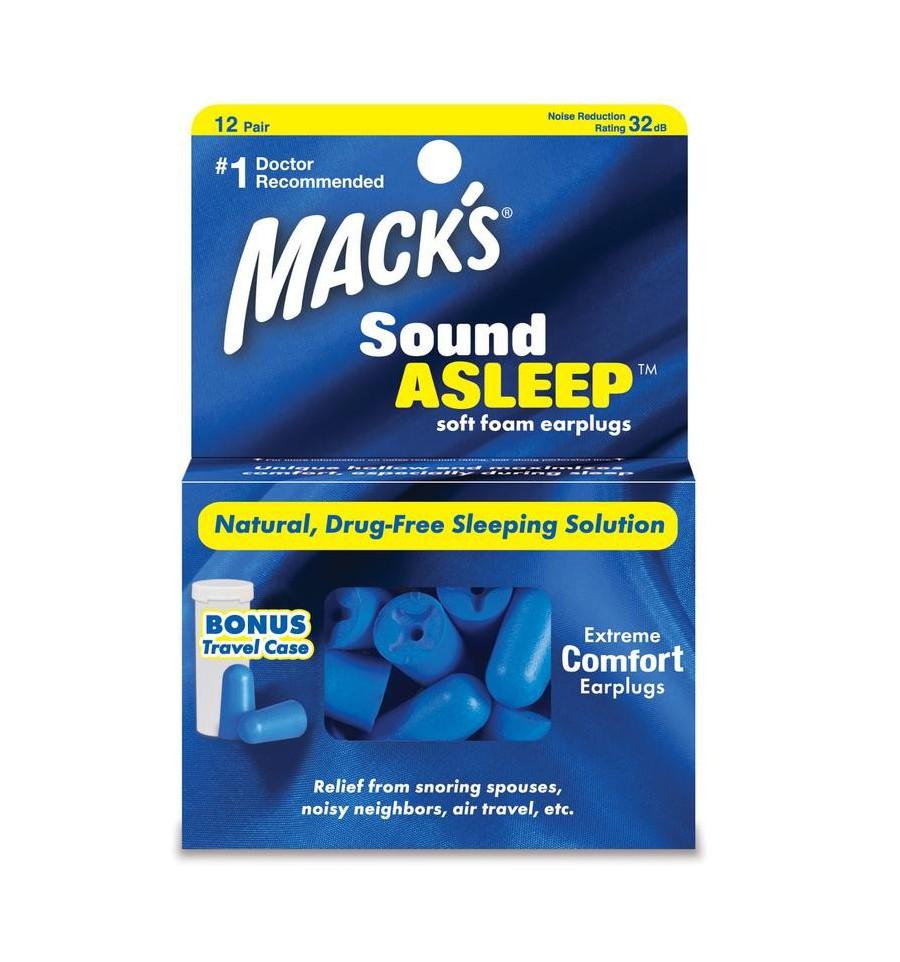 Macks Soundasleep 12 paar