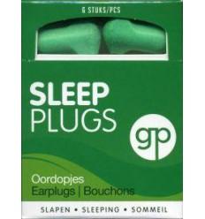 Get Plugged Sleep plugs 3 paar | Superfoodstore.nl