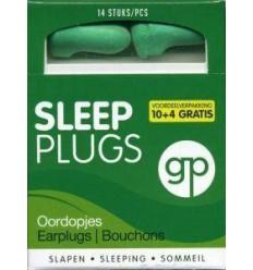 Get Plugged Sleep plugs 7 paar | Superfoodstore.nl