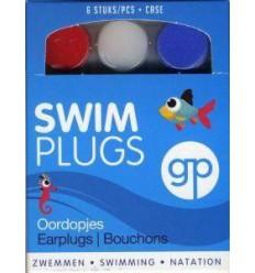 Get Plugged Swim plugs 3 paar | Superfoodstore.nl
