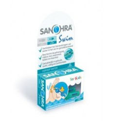 Sanohra Oordop water swim small / kind 1 paar |