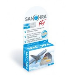 Sanohra Oordop vliegtuig fly regular volwassen 1 paar |