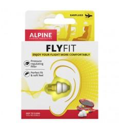 Alpine Flyfit oordopjes 1 paar | Superfoodstore.nl