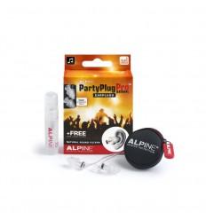 Alpine Partyplug pro natural 1 paar | Superfoodstore.nl