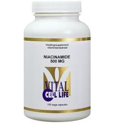 Vital Cell Life Niacinamide vitamine B3 100 vcaps |