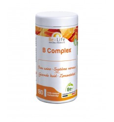 Be-Life B complex 180 softgels   Superfoodstore.nl