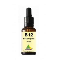 SNP B12 B-complex fluid 30 ml | Superfoodstore.nl
