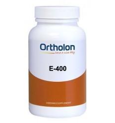 Ortholon Vitamine E400IE 60 vcaps | Superfoodstore.nl