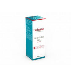 Nutrisan Nutrivit D3 liquid 100 ml | Superfoodstore.nl