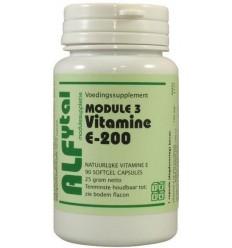 Alfytal Vitamine E-200 90 capsules | Superfoodstore.nl