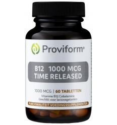 Proviform Vitamine B12 1000 mcg TR 60 tabletten |