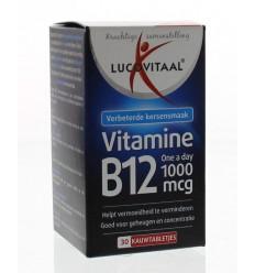 Lucovitaal Vitamine B12 1000 mcg 30 tabletten |