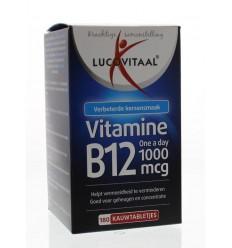 Lucovitaal Vitamine B12 1000 mcg 180 kauwtabletten |