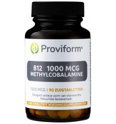 Proviform Vitamine B12 1000 mcg methylcobalamine 90