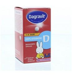 Dagravit Vitamine D tablet kids 200 stuks | € 7.03 | Superfoodstore.nl