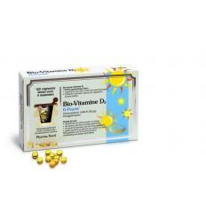 Pharma Nord Bio vitamine D3 25 mcg 1000IE 120 capsules |