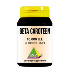 Vitamines SNP Beta Caroteen 10.000 U.I. 90 capsules kopen