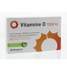 Metagenics Vitamine D3 1000IU 168 tabletten | € 14.98 | Superfoodstore.nl