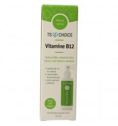 Best Choice Vitaminespray vitamine B12 25 ml | Superfoodstore.nl