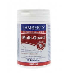 Lamberts Multi-guard 90 tabletten | € 38.78 | Superfoodstore.nl