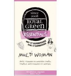 Royal Green Multi woman 120 tabletten | Superfoodstore.nl