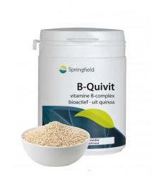 Springfield B-quivit B complex 100 gram | Superfoodstore.nl